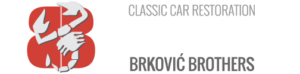 abarth corsa classic car restoration brkovic brothers logo